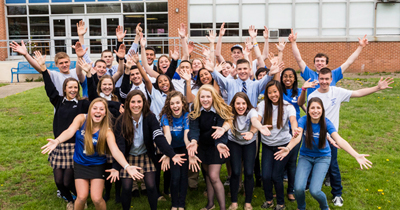 Images of Union Catholic Community